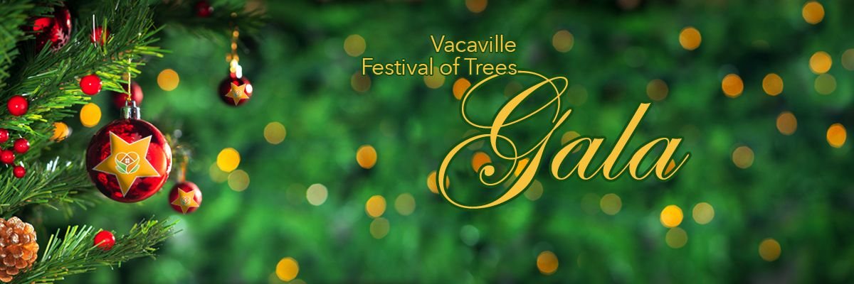 Vacaville Festival of Trees Gala