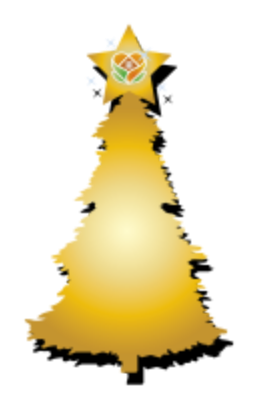 Gold Noble Fir - Vacaville Festival of Trees Sponsoring Level